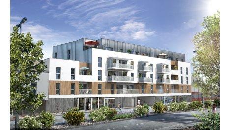 Appartements neufs Residence les Nereides investissement loi Pinel à La Rochelle