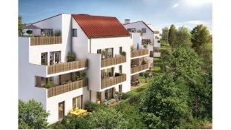 Appartements et villas neuves Résidence Atlantis éco-habitat à La Rochelle