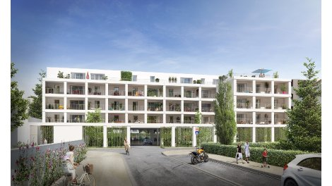 Appartement neuf Résidence les Altéas éco-habitat à La Rochelle