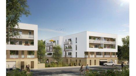 Appartement neuf Résidence Bel-Ami éco-habitat à Rouen