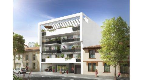 Appartement neuf Residence l'Éloge éco-habitat à Montauban