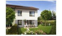 Appartements et villas neuves Résidence Osmoz à Sciez