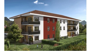 Appartement neuf Résidence la Colombière investissement loi Pinel à Scionzier