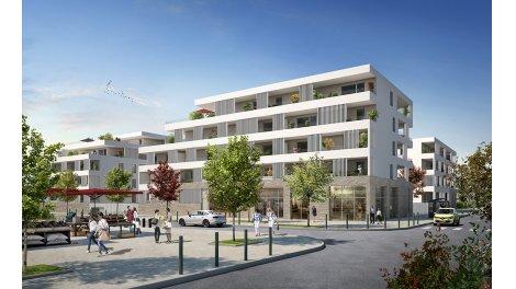 Appartement neuf Résidence les Maraîchers éco-habitat à Toulouse