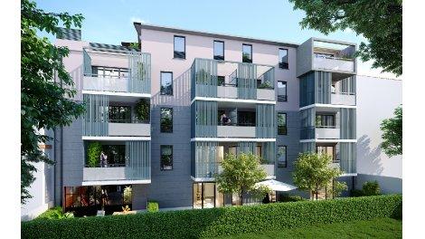 Appartement neuf Carré Citadin éco-habitat à Toulouse