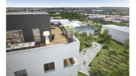 Appartements neufs Residence l'Initiale éco-habitat à Toulouse