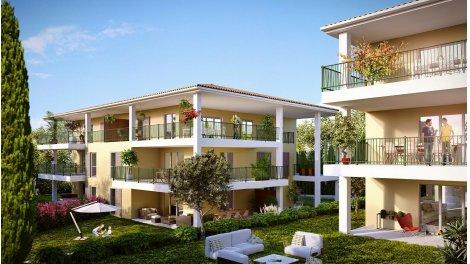 Appartement neuf Campagne Brunet à Aix-en-Provence