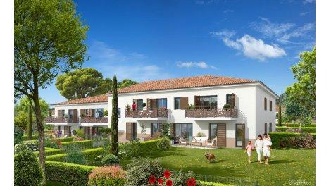 Appartement neuf Résidence l'Amiral à Toulon