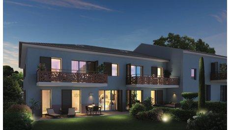 appartement neuf à Toulon