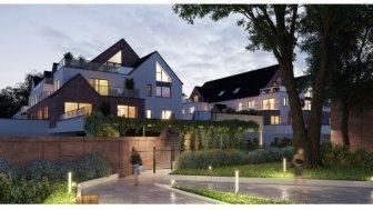 Appartements neufs Villas Kastel investissement loi Pinel à Horbourg-Wihr
