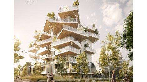 Appartement neuf Iroko investissement loi Pinel à Saint-Louis