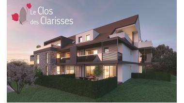 Appartement neuf Le Clos des Clarisses investissement loi Pinel à Sigolsheim