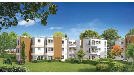 Appartement neuf Résidence d'Yverny investissement loi Pinel à Brie-Comte-Robert
