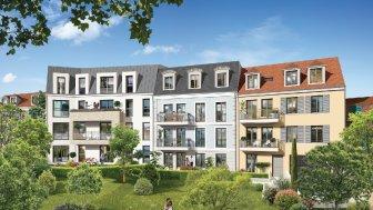 """Programme immobilier du mois """"Résidence la Salamandre"""" - Fontainebleau"""