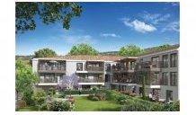 Appartements neufs Le Tholonet éco-habitat à Aix-en-Provence