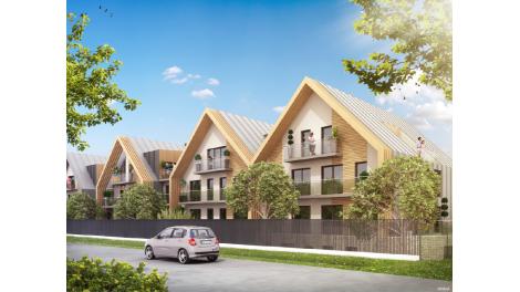 Appartement neuf Villa Linosa éco-habitat à Plaisir
