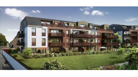 Appartements neufs Le Domaine du Parc investissement loi Pinel à Cholet