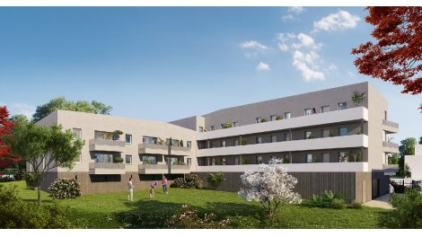 Appartement neuf Villa Osmonde à Couëron
