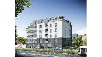 Appartements neufs Naonest éco-habitat à Nantes