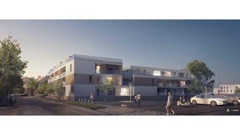 Appartements neufs Equinoxe investissement loi Pinel à Saint-Nazaire