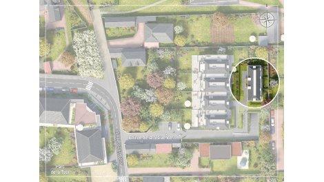 appartement neuf à Saint-Cyr-sur-Loire