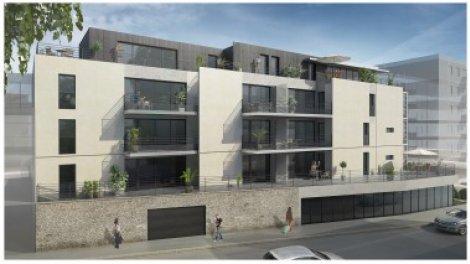 eco habitat neuf à La Riche