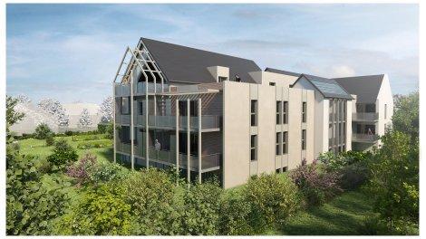 Appartement neuf Le Domaine de Caillons investissement loi Pinel à La-Ville-Aux-Dames