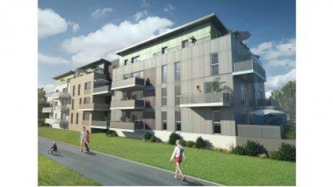 Appartements et maisons neuves Jazz investissement loi Pinel à Montlouis-sur-Loire