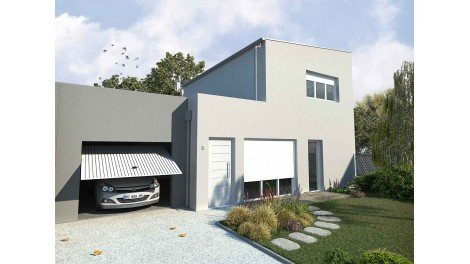 Maisons neuves Les Mélodies investissement loi Pinel à Montlouis-sur-Loire