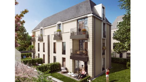 Appartement neuf L'Orangerie à Saint-Cyr-sur-Loire