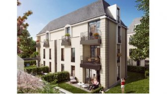 Appartements neufs L'Orangerie à Saint-Cyr-sur-Loire