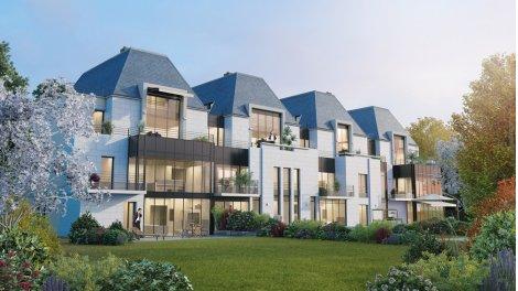 Appartement neuf Millésime investissement loi Pinel à Saint-Cyr-sur-Loire