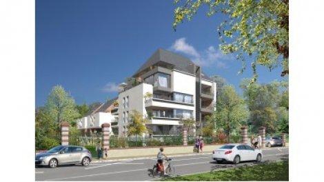 Appartement neuf Rives de Loire investissement loi Pinel à Tours