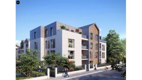 Appartement neuf Parc Ronsard à Tours