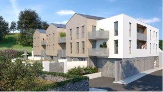 Appartements neufs Les Jardins de Musset investissement loi Pinel à Vouvray