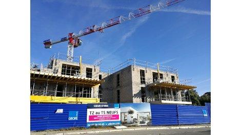 immobilier basse consommation à Arradon