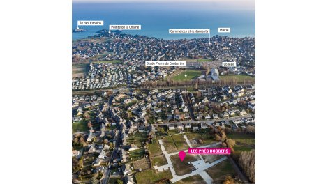 immobilier basse consommation à Cancale