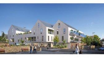 Appartements neufs Le Clos Saint Pierre investissement loi Pinel à Arradon