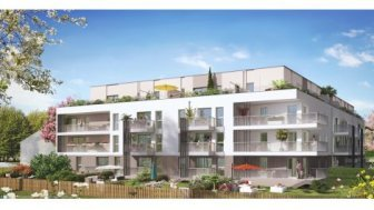 Appartements neufs Cancaven éco-habitat à Cancale