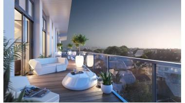 Appartements neufs Villa Victoire investissement loi Pinel à La Baule-Escoublac