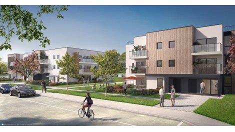 eco habitat neuf à Liffre
