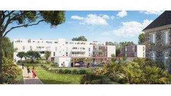 Appartements neufs Les Jardins d'Anatolie éco-habitat à Melesse
