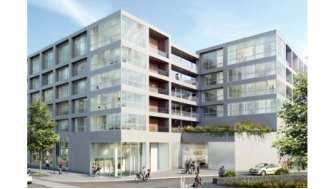 Appartements neufs Rubix éco-habitat à Nantes