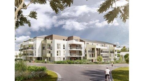 Appartement neuf Le Clos du Prieure investissement loi Pinel à Noyal-sur-Vilaine