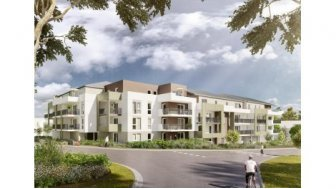 Appartements neufs Le Clos du Prieure investissement loi Pinel à Noyal-sur-Vilaine