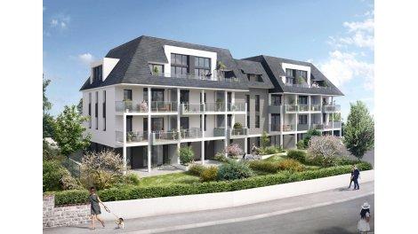 Appartements neufs L'Escale investissement loi Pinel à Pornichet