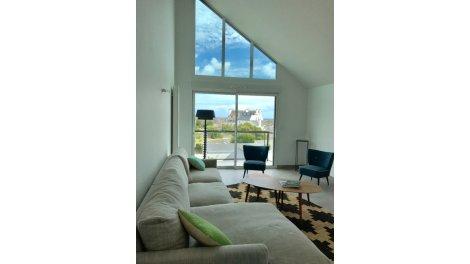 Appartement neuf Parc Ocean éco-habitat à Quiberon