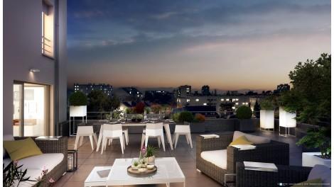 Appartements neufs Urban Park à Rennes