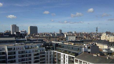 Appartements neufs Eurosquare Rennes Centre Ville à Rennes