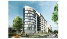 Appartements neufs Le Quadrant éco-habitat à Rennes